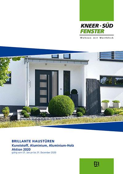Brilliante Haustüren - Kneer-Süd Fenster